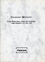Panna Franciszka, pomylony akordeon i inne wiersze