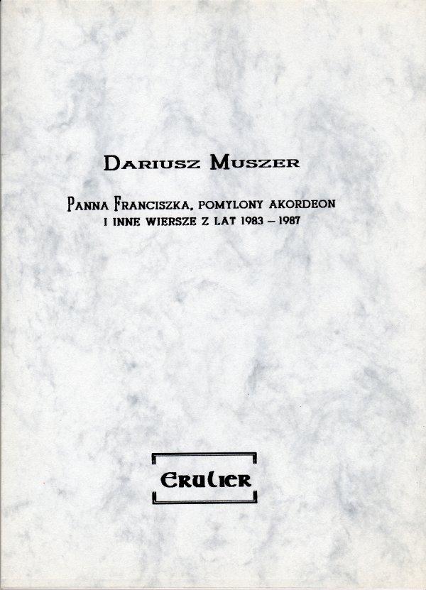 Panna Franciszka Pomylony Akordeon Dariusz Muszer
